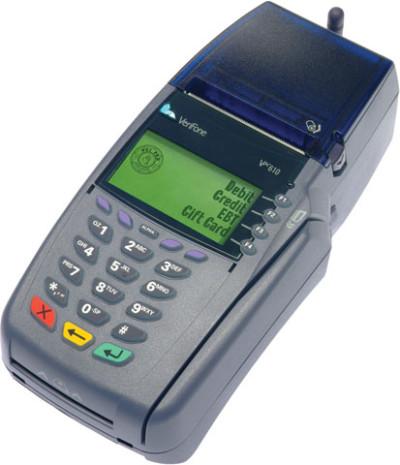 VeriFone Vx 610 Payment Terminal