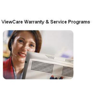 LCD-EW-15-02 - ViewSonic  Service Contract