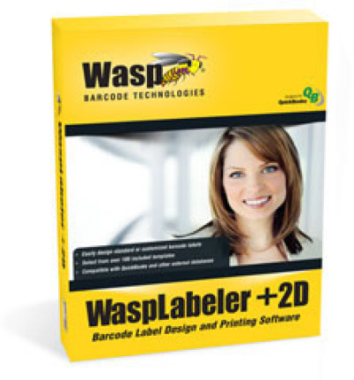 Wasp WaspLabeler +2D Bar code Software