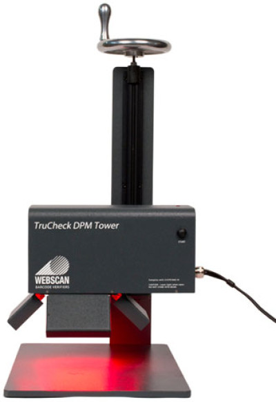 Webscan TruCheck DPM Tower Verifier