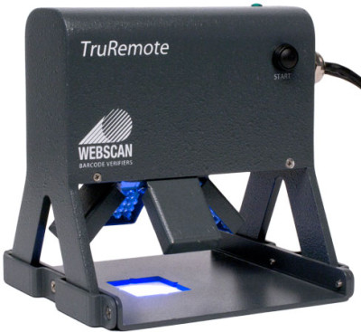 Webscan TruCheck 2D UV Verifier