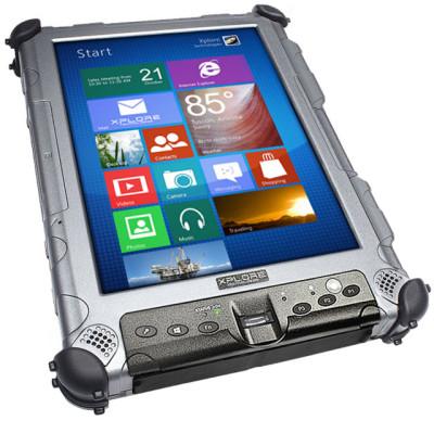 Xplore XC6 DM & DML Tablet Computer