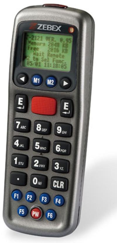Zebex Z-2121 Handheld Computer