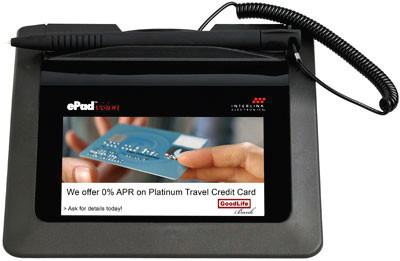 ePadLink ePad Vision Signature Pad