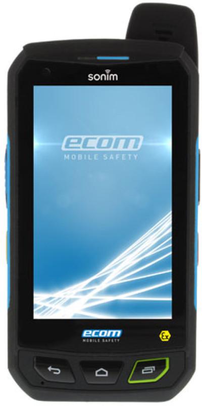 ecom instruments Smart-Ex 01 Handheld Computer