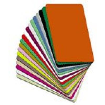 Zebra Premier PVC Plastic ID Card