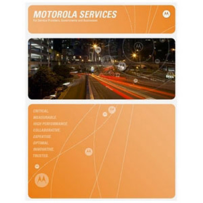 SWS-MB-SW2G-30 - Motorola Service Contract - 3 year Service Contract