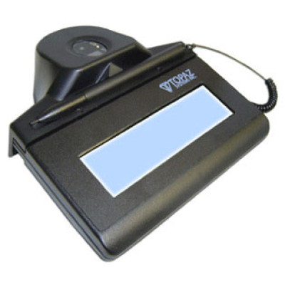 HID Services and Licenses Signature Capture Pad