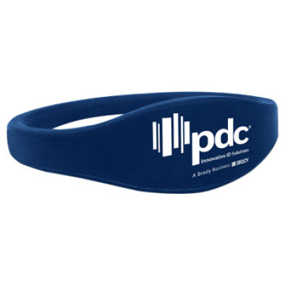 RWSD-13-PDJ-I - BCI Smart Rewearable ICODE-SLI Wristband RFID Wristband