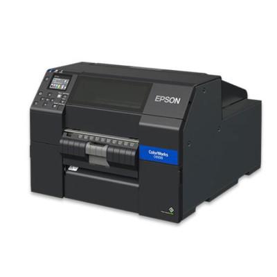 C31CH77201 - Epson Colorworks CW-6500P Label Printer