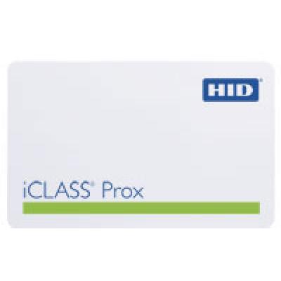 2100CGGNN - HID 2100 Access Control Card