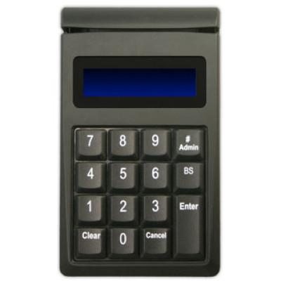 IDKE-534833BL - ID Tech SecureKey POS Keyboard