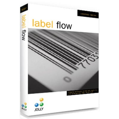 LF5-SBE - Jolly Label Flow Small Business Edition Bar code Software