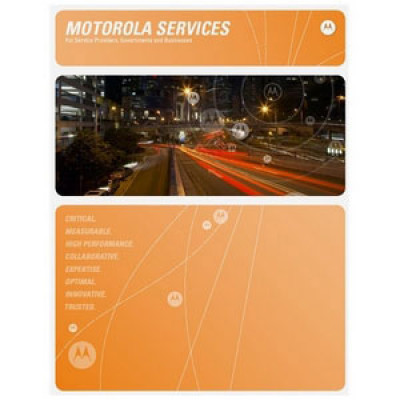 SSB-DS6878-30 - Motorola Service Contract - 3 year Service Contract