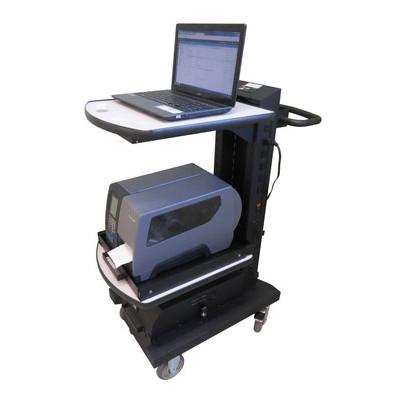 NB300PSNU-S - Newcastle Systems NB Series SLIM Mobile Cart