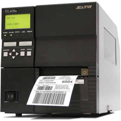 WWGLO8181 - SATO GL408e Bar code Printer