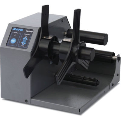 11S000187 - SATO RWG500 Label Rewinder Bar code Label Rewinder