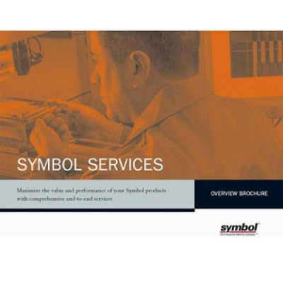 SCB-DS3408-10 - Symbol Service Contract - 1 year Service Contract