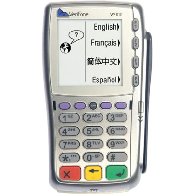 M281-503-02-R - VeriFone Vx 810 Payment Terminal