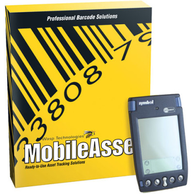 633808390129 - Wasp MobileAsset v5 Asset Tracking Software