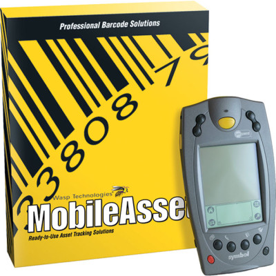 633808390013 - Wasp MobileAsset v5 Asset Tracking Software