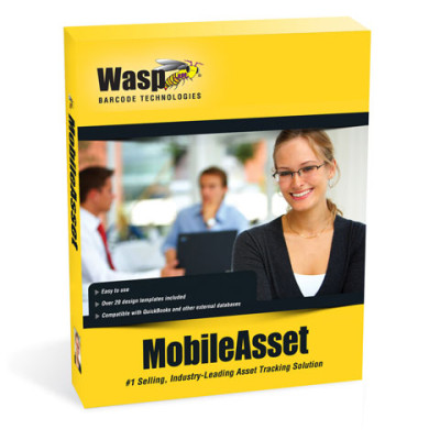 633808927820 - Wasp MobileAsset Enterprise Kit Asset Tracking Software