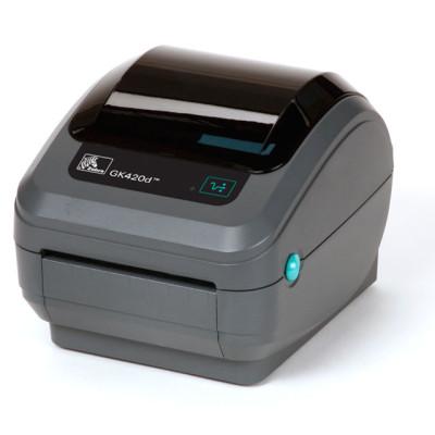 GK42-202511-000-R - Zebra GK420D Bar code Printer