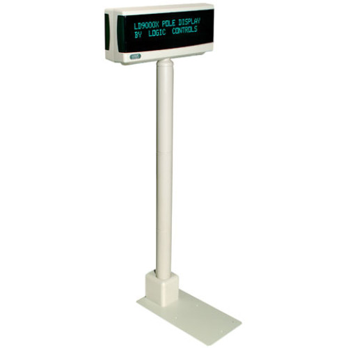 LD9200-GY - Logic Controls LD9200 Customer & Pole Display