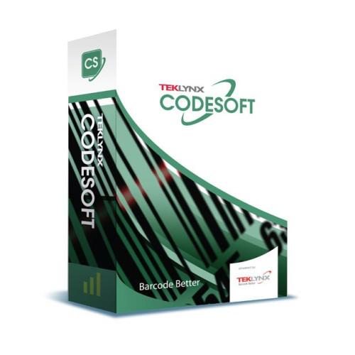 CSNET31YVROL - Teklynx CODESOFT Bar code Software