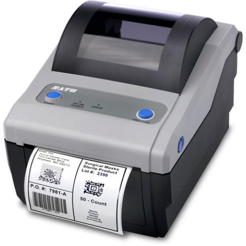 SATO CG408 Barcode Label Printer