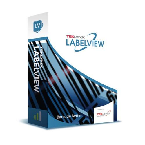 LV19PRO1 - Teklynx LABELVIEW 2019 Bar code Software