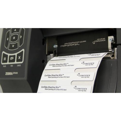 Zebra Silverline RFID Label