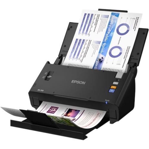 Epson Parts Document Scanner