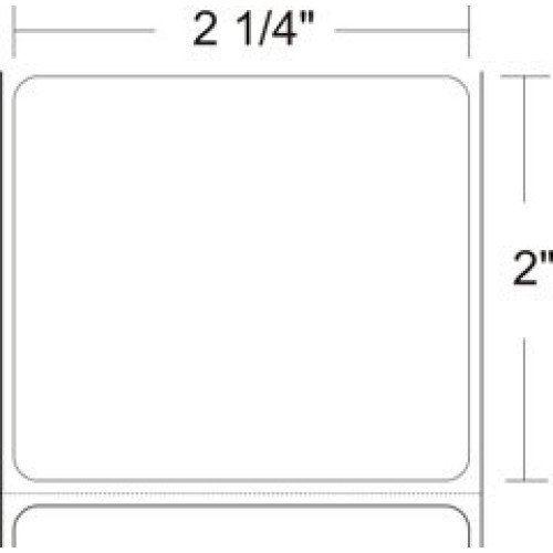 10015342-COMPATIBLE - AirTrack Label Thermal Label