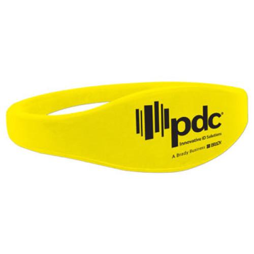 RWSD-14-PDJ-I - BCI Smart Rewearable ICODE-SLI Wristband RFID Wristband