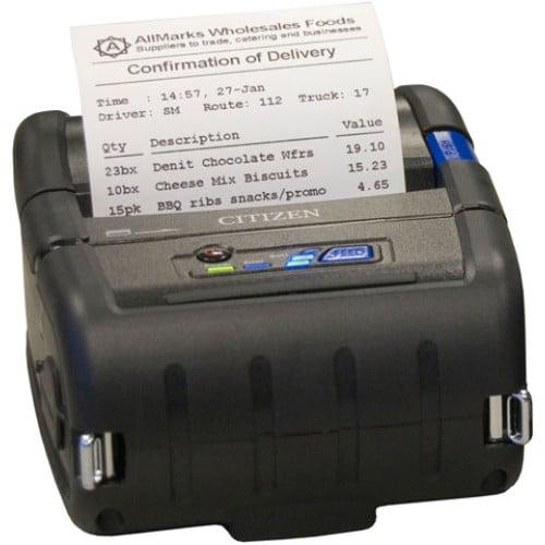 CMP-30LWFU - Citizen CMP30 Portable Bar code Printer