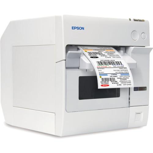 Epson TM-C3400 SecurColor Color Label Printer