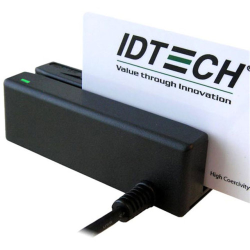 IDMB-334112BM - ID Tech MiniMag Credit Card Swipe Reader