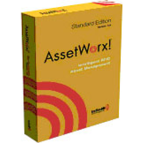INF-3603-CL-RFID-3 - InfinID AssetWorx! Software RFID Software