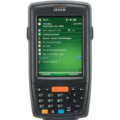 Janam XM66AM Handheld Computer