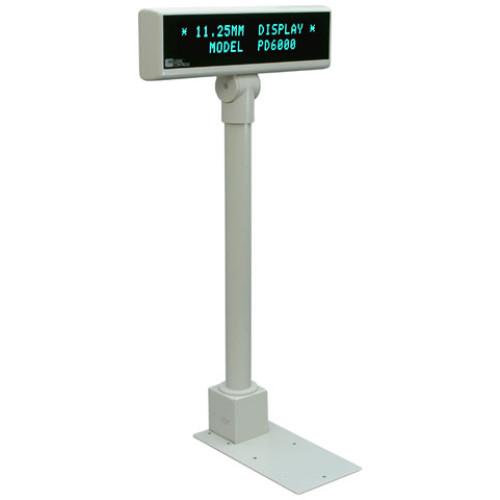 PD6000U-B - Logic Controls PD6000 Customer & Pole Display