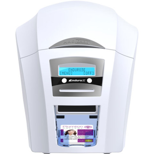 3633-3025 - Magicard Enduro 3E Duo Smart Plastic ID Card Printer