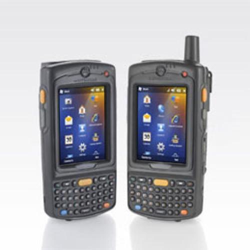 MC75A0-P10SWQQA9WR - Motorola MC75A Handheld Computer