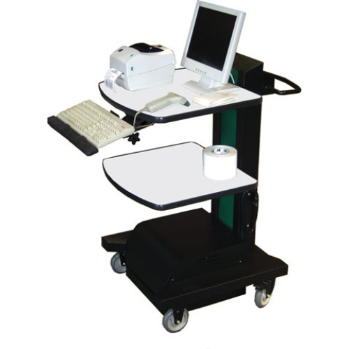 NB300 - Newcastle Systems NB Series Workstation Mobile Cart
