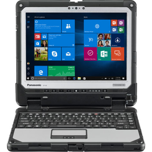Panasonic Toughbook 33 Rugged Notebook Computer