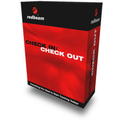 RB-MCO-1 - RedBeam Check In/Check Out Mobile Edition Asset Tracking Software