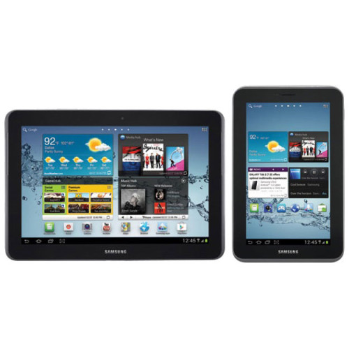 Samsung Galaxy Series Tablet Computer