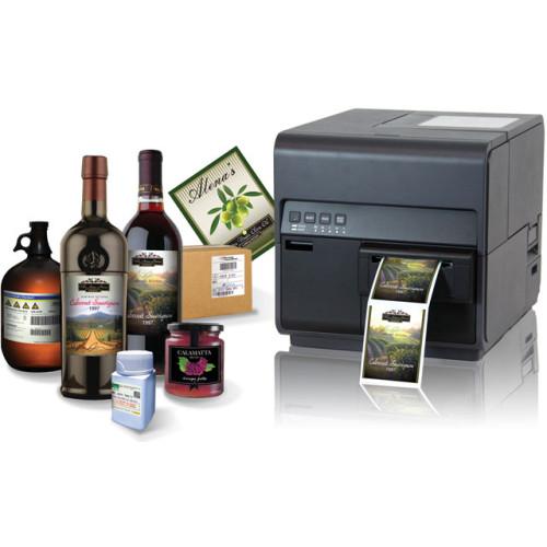 SwiftColor SCL-4000P Color Label Printer