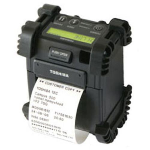 B-EP2DL-GH40-QM-R - Toshiba B-EP2 Portable Bar code Printer