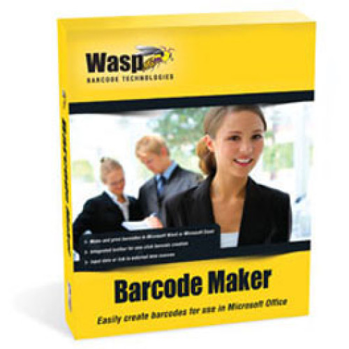 Wasp BarcodeMaker Bar code Software